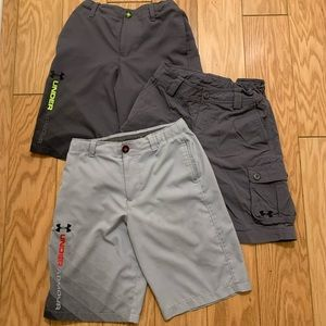 Youth Under Armour short bundle